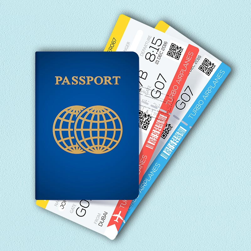 tourist visa help by Gurukul Exposure
